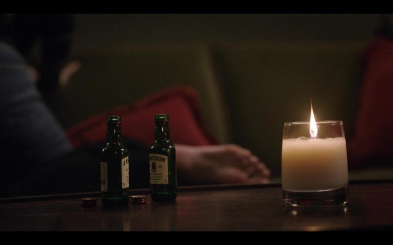 Actors Enjoying Jameson Irish Whiskey in Love Life S01E06 TV Series (2)