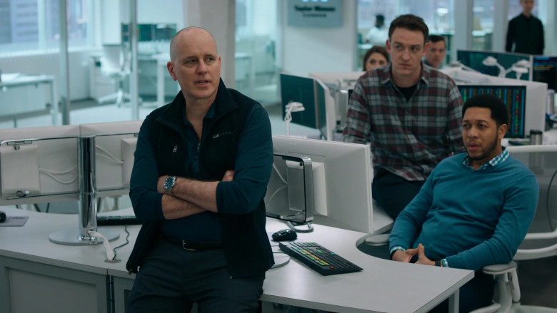Actors Using Bloomberg Terminals in Billions S05E06 The Nordic Model (2020)
