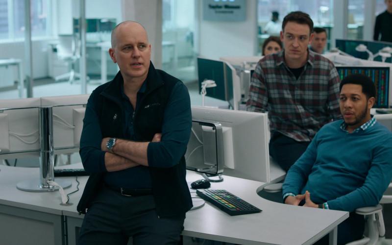 Actors Using Bloomberg Terminals in Billions S05E06 The Nordic Model (2020)