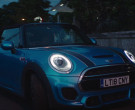 Mini Cooper Convertible Car in Four Kids and It (2020)