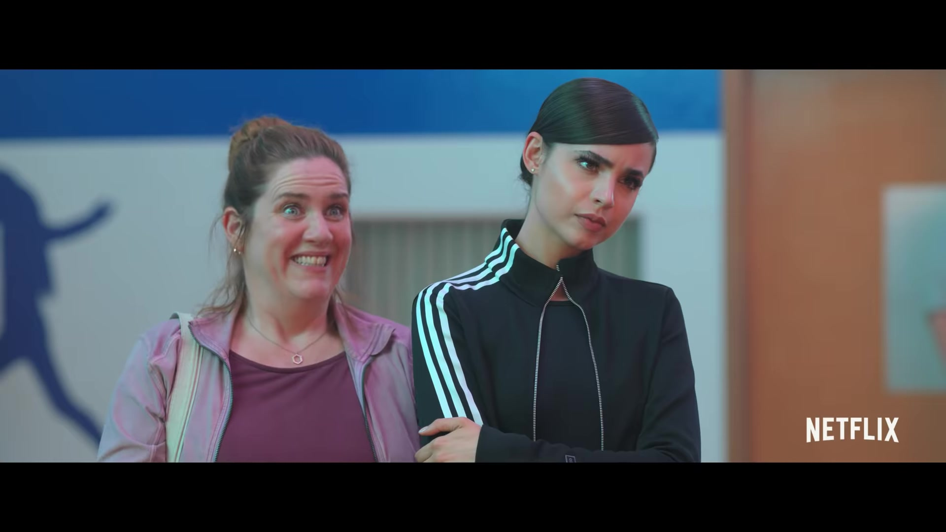 Adidas Jacket Worn by Sofia Carson in Feel the Beat (2020)