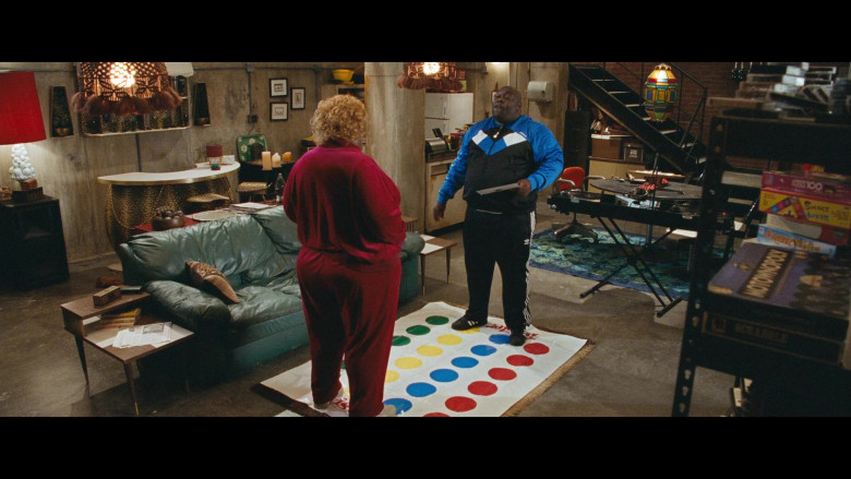 Adidas Outfit and Black Sneakers of Faizon Love in Big Mommas Like Father, Like Son Movie (1)