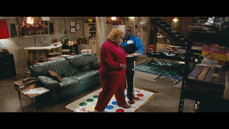 Adidas Outfit and Black Sneakers of Faizon Love in Big Mommas Like Father, Like Son Movie (2)