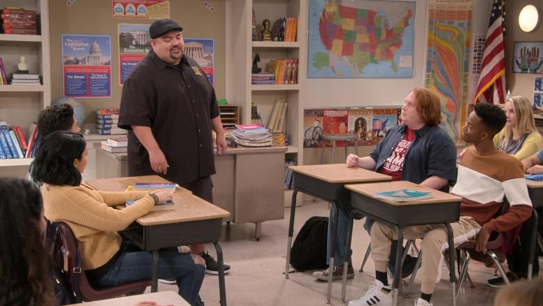 Adidas Sneakers Worn by Coy Stewart as Lorenzo in Mr. Iglesias S02E01 True Calling (2020)