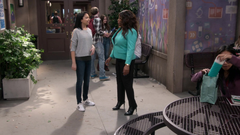 Adidas Sneakers Worn by Cree Cicchino as Marisol Fuentes in Mr. Iglesias S02E04 (2)