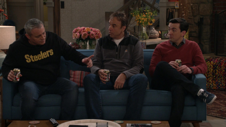 Adidas Sneakers Worn by Matt Cook in Man with a Plan S04E13 Happy Ann-RV-sary (2)