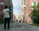 Adidas Tyshawn Green Sneakers in The Chi S03E02 Brewfurd (...