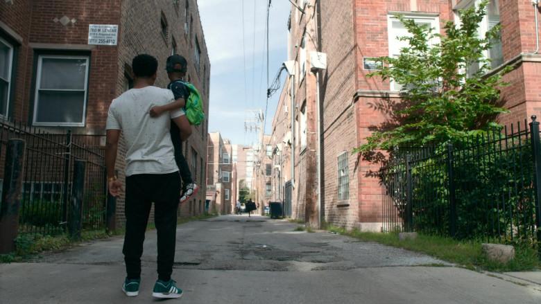 Adidas Tyshawn Green Sneakers