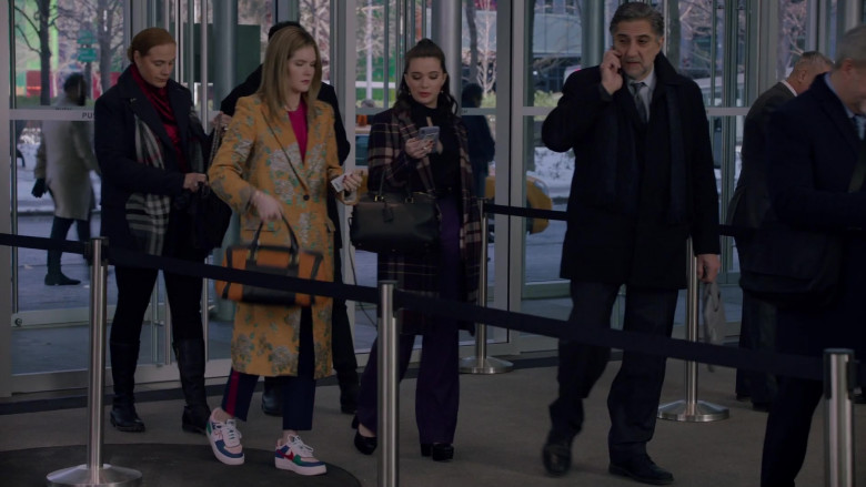 Air Force 1 Shadow Multi Colored Sneakers by Nike Worn by Meghann Fahy as Sutton Brady-Hunter in The Bold Type (1)