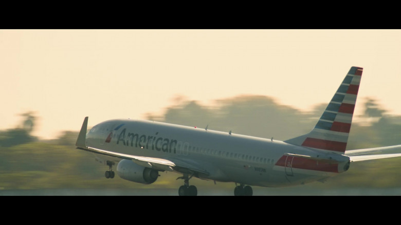 American Airlines Aircraft in Wasp Network (2019)