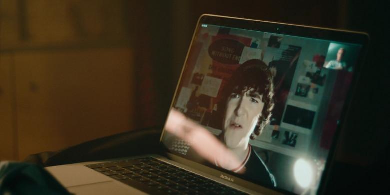 Apple MacBook Air Laptop in Alex Rider S01E01 (2020)