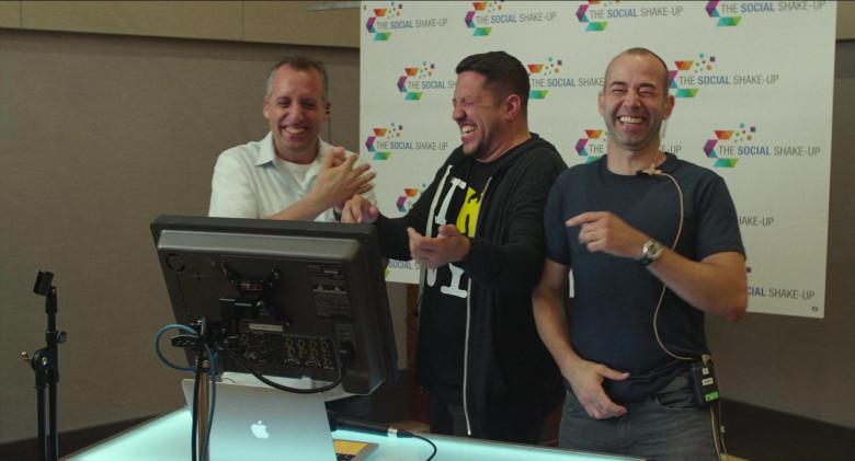 Apple MacBook Laptops in Impractical Jokers The Movie (4)