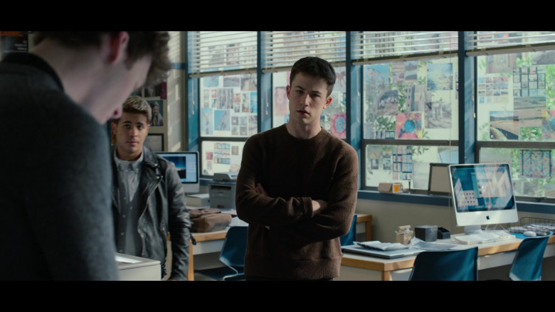 Apple iMac AIO Computers in 13 Reasons Why S04E08 AcceptanceRejection (2020)