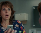Apple iPhone Smartphone Used by Marisa Tomei in The King of ...