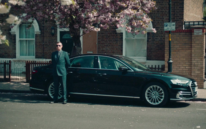 Audi A6 Car in Alex Rider S01E01 (2020)