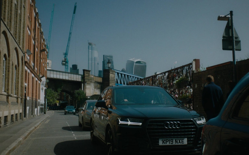 Audi Q7 Car in Alex Rider S01E08 (1)
