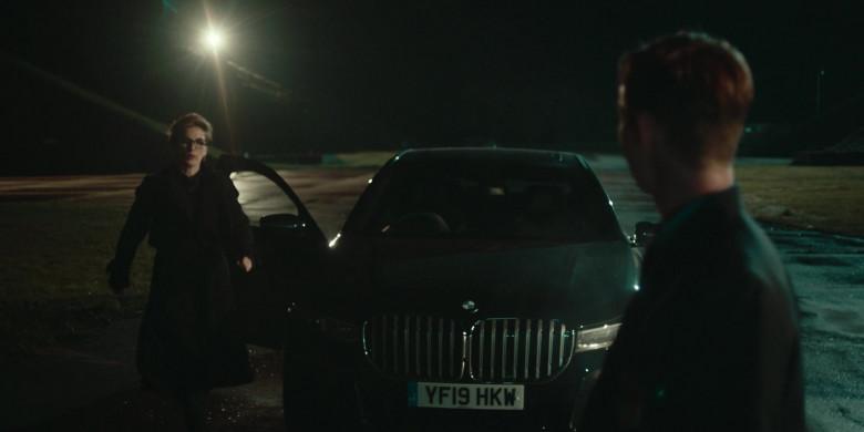 BMW 7 Series Car in Alex Rider S01E02 (1)