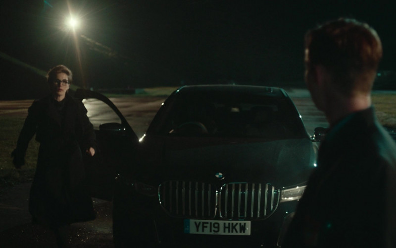BMW 7 Series Car in Alex Rider S01E02 (1)