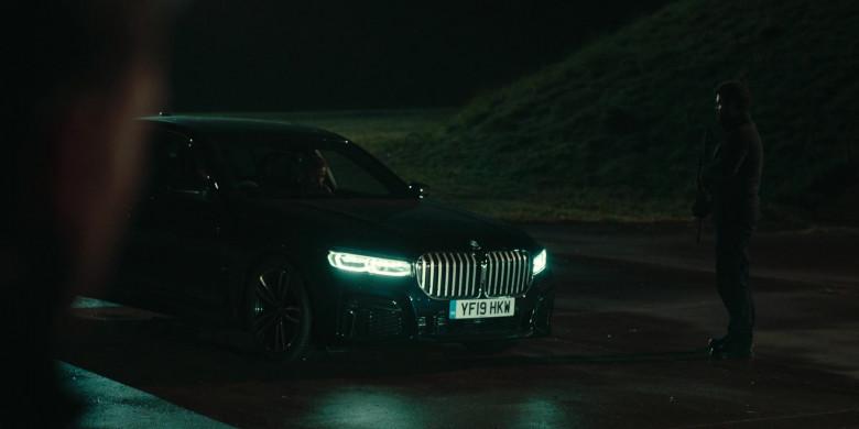 BMW 7 Series Car in Alex Rider S01E02 (2)