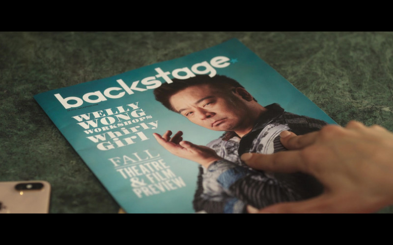 Backstage Magazine in Feel the Beat (2020)