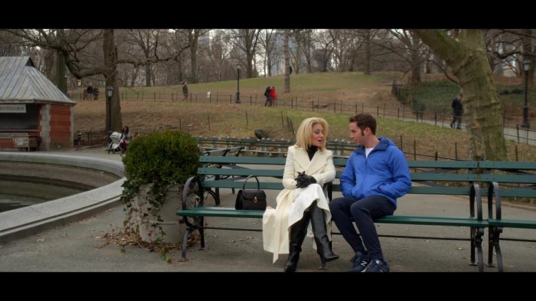 Ben Platt as Payton Hobart Wears New Balance Running Shoes in The Politician Season 2 TV Show (2)