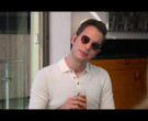 Ray-Ban Round Sunglasses Worn by Ben Platt as Payton Hobart ...