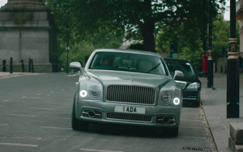 Bentley Mulsanne Car in Alex Rider S01E02 (1)