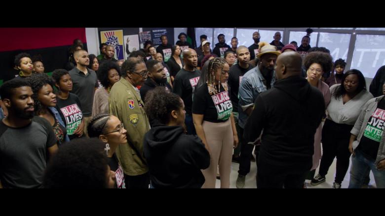 Black Lives Matter Activist Organization in Da 5 Bloods Netflix Movie (1)