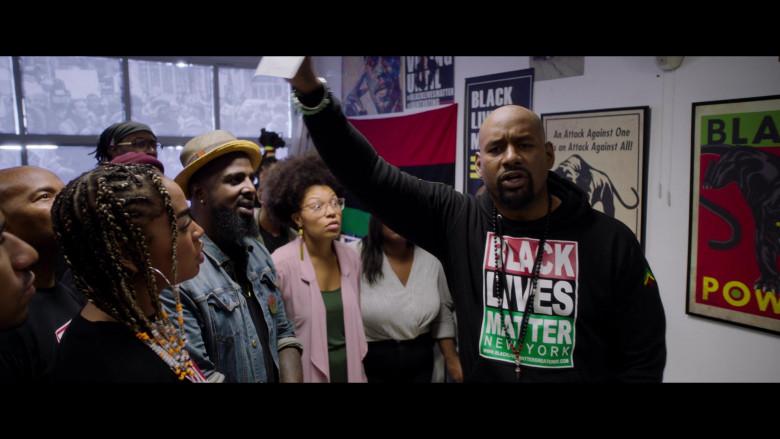 Black Lives Matter Activist Organization in Da 5 Bloods Netflix Movie (2)
