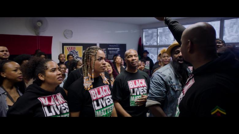 Black Lives Matter Activist Organization in Da 5 Bloods Netflix Movie (3)
