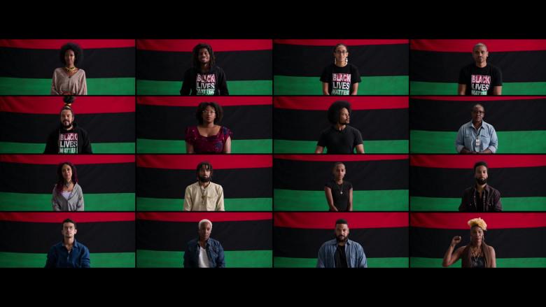 Black Lives Matter Activist Organization in Da 5 Bloods Netflix Movie (4)
