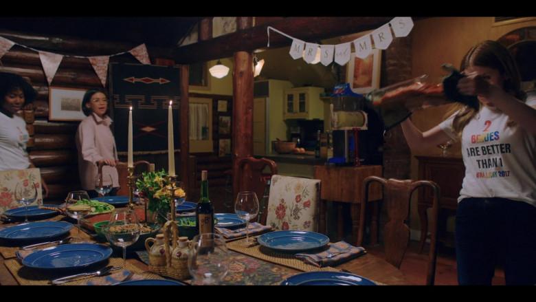 Blackstone Wine in Love Life S01E08 TV Show (2)
