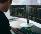 Bloomberg Terminals Used by Damian Lewis as Bobby Axelrod In...