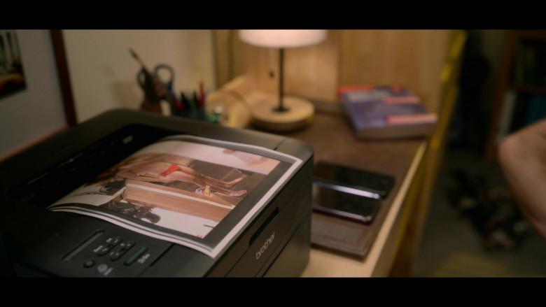 Brother Printer in The Politician S02E03 Cancel Culture Episode (2)