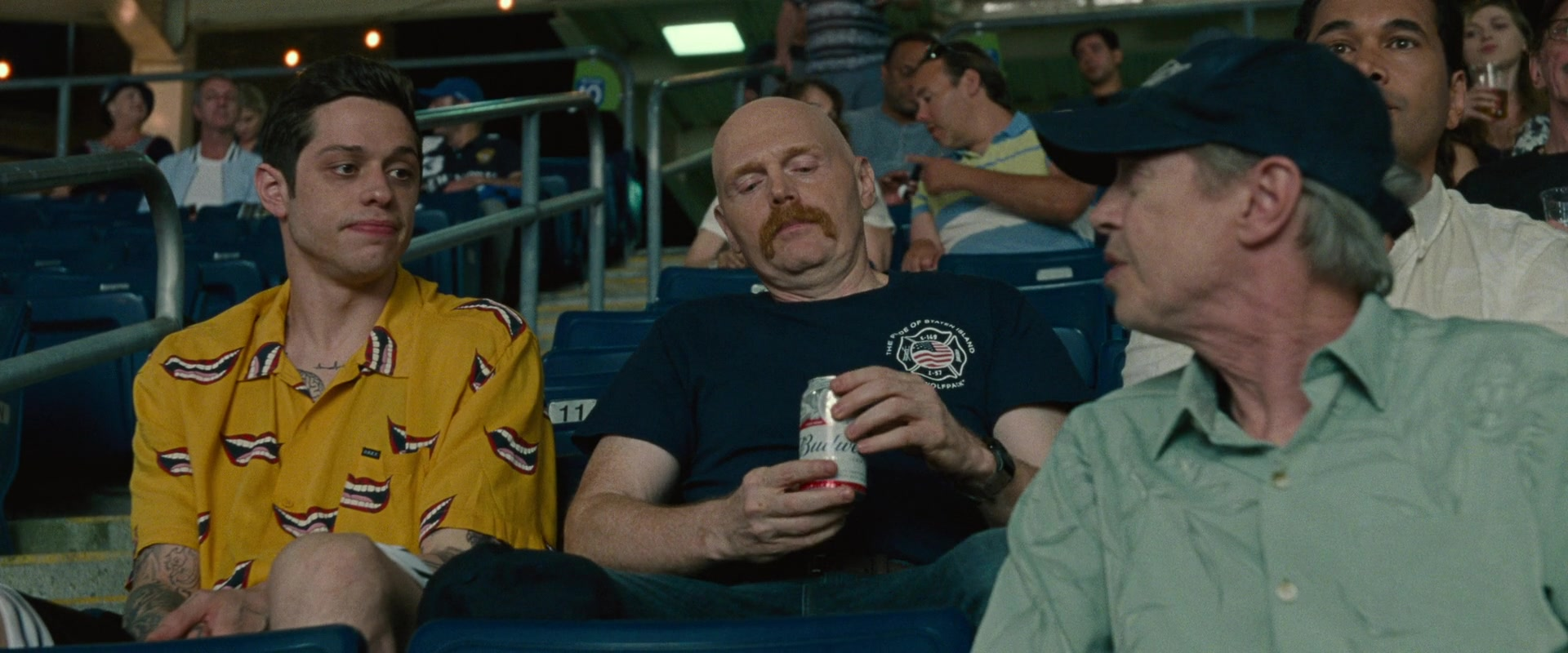 Budweiser Beer Enjoyed By Bill Burr In The King Of Staten Island 2020