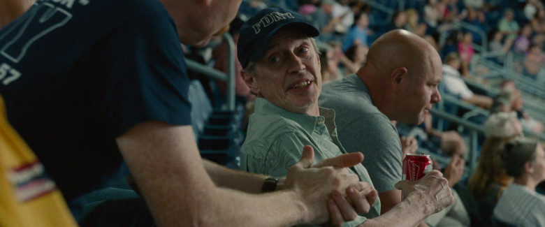 Budweiser Beer Enjoyed by Steve Buscemi in The King of Staten Island (1)