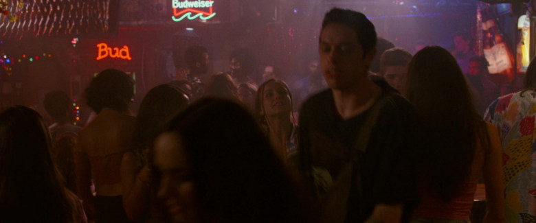 Budweiser Signs in The King of Staten Island Movie (1)