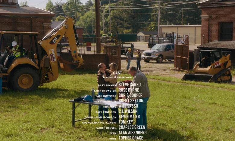 CAT Excavator in Irresistible (2020)
