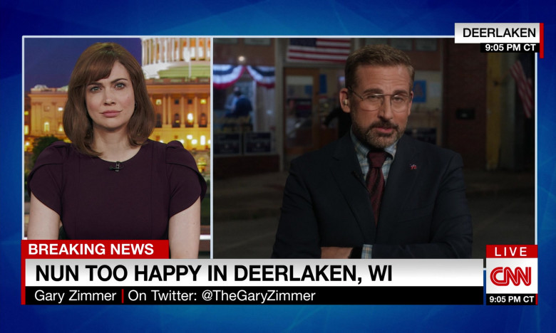CNN TV Channel in Irresistible (1)
