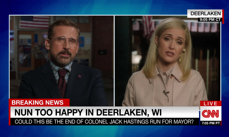 CNN TV Channel in Irresistible (2)