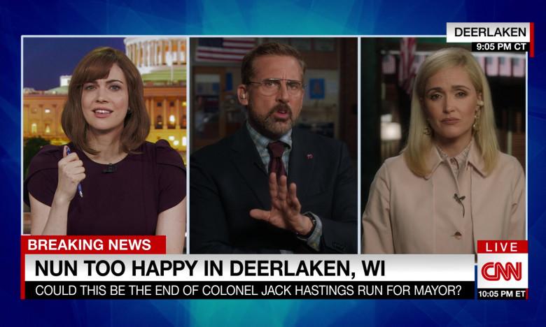 CNN TV Channel in Irresistible (3)