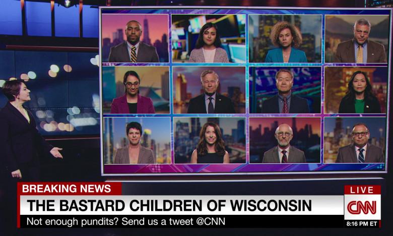 CNN TV Channel in Irresistible (4)