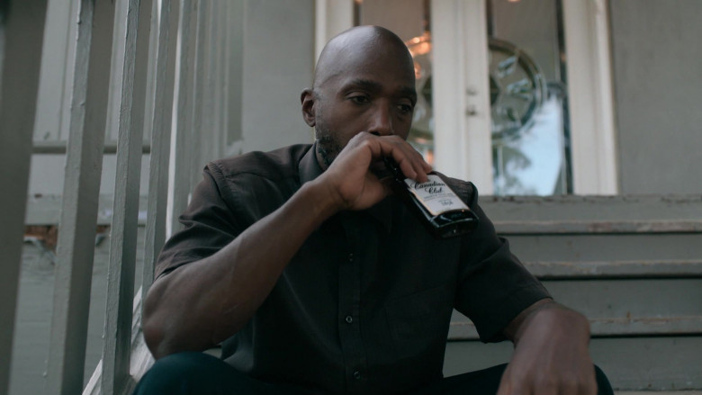 Canadian Club Whisky in The Chi S03E01 Foe 'Nem (2020)