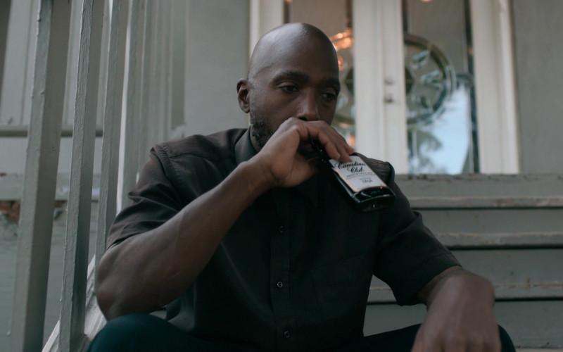 Canadian Club Whisky in The Chi S03E01 Foe 'Nem (2020)