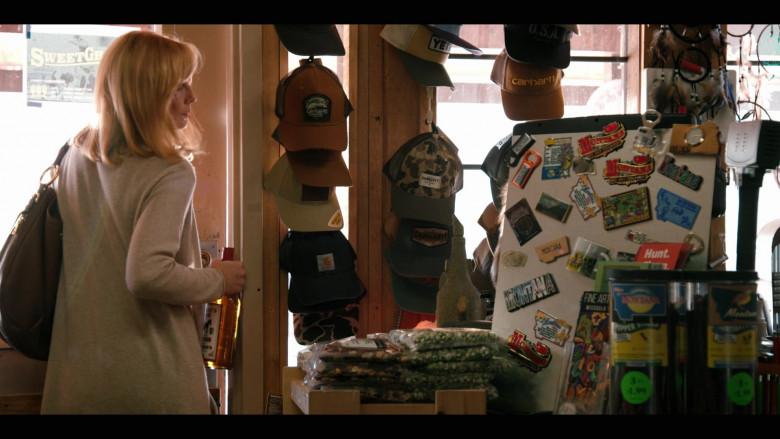 Carhartt Caps in Yellowstone S03E01 TV Show (1)