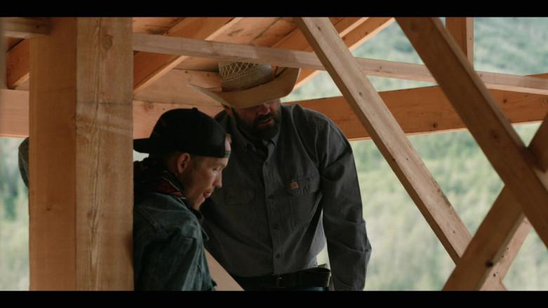 Carhartt Men's Shirt in Yellowstone S03E01