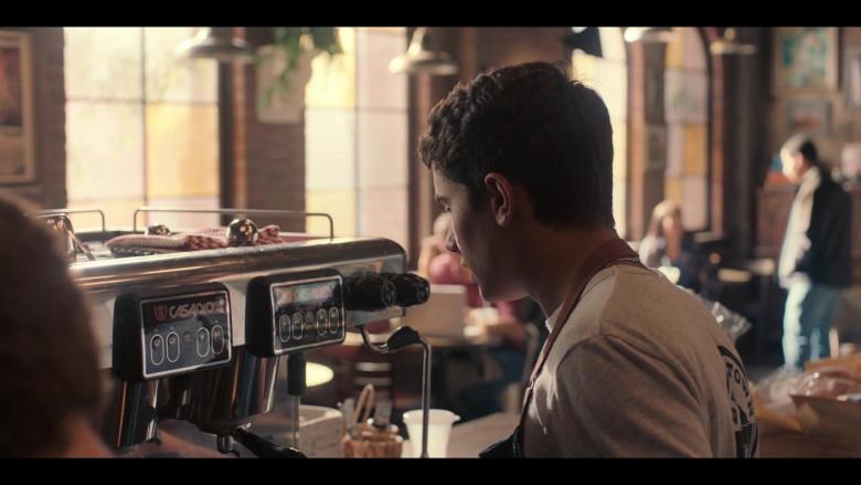 Casadio Espresso Coffee Machine in Love, Victor S01E04 TV Show (1)