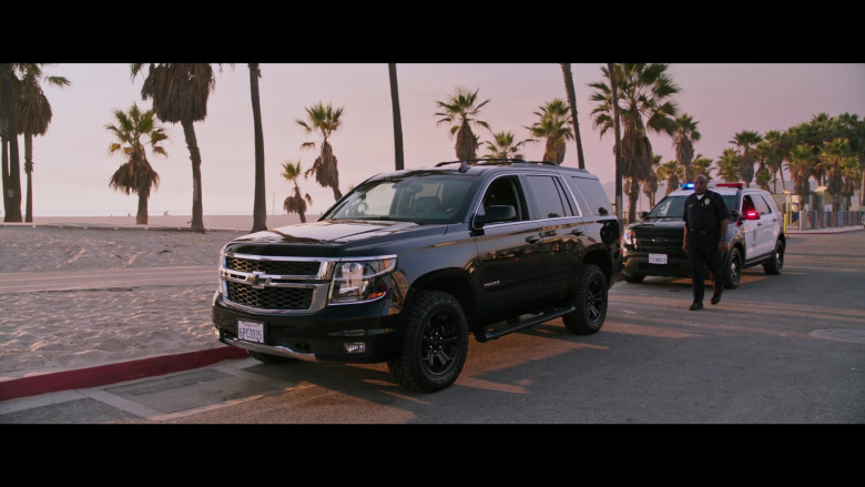 Chevrolet Tahoe Black Car in 2 Minutes of Fame Movie (1)