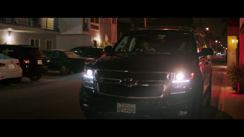 Chevrolet Tahoe Black Car in 2 Minutes of Fame Movie (2)