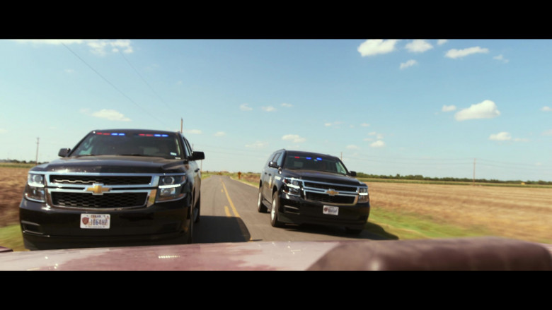 Chevrolet Tahoe Cars in Infamous (2020)